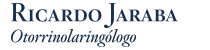 Ricardo Jaraba. M.D, ORL Logo